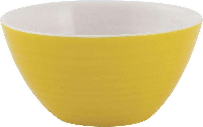 WANDERER COLLECTION miska żółta 6x13cm