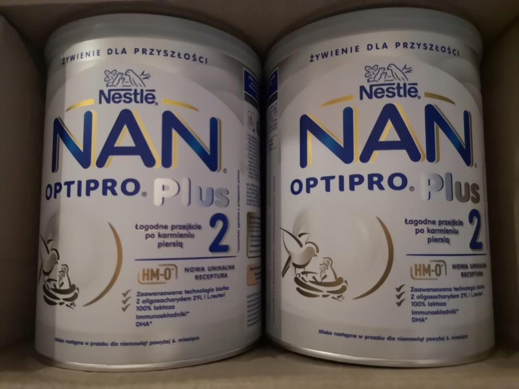 Nestle NAN OPTIPRO plus 2 800 g
