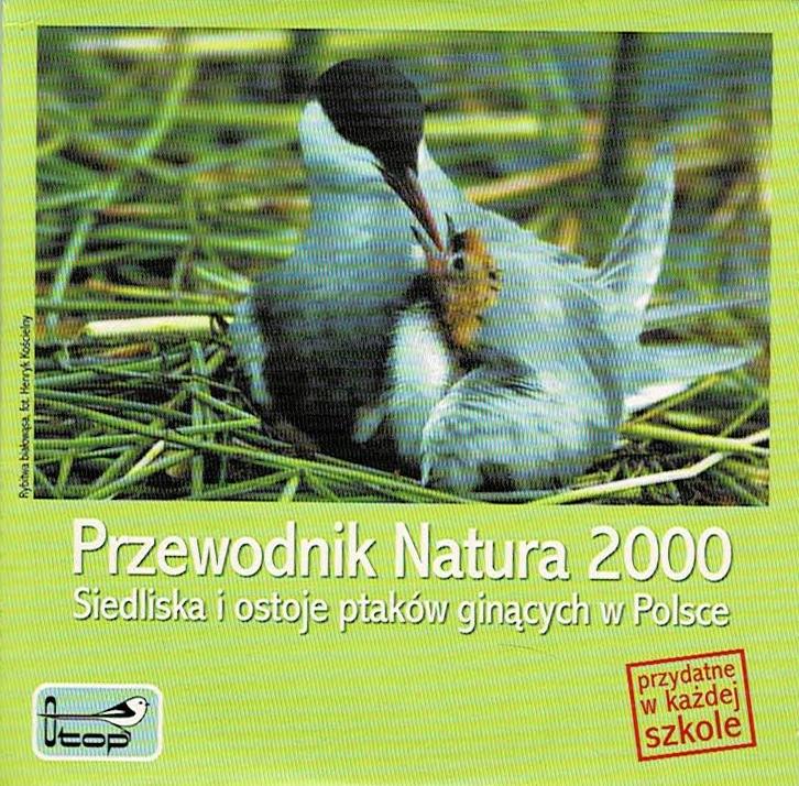 Przewodnik Natura 2000 Siedliska i ostoje ptaków