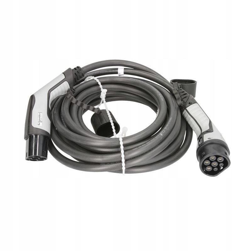 Kabel ładowania Schneider Electric Typ2 10m 22kW