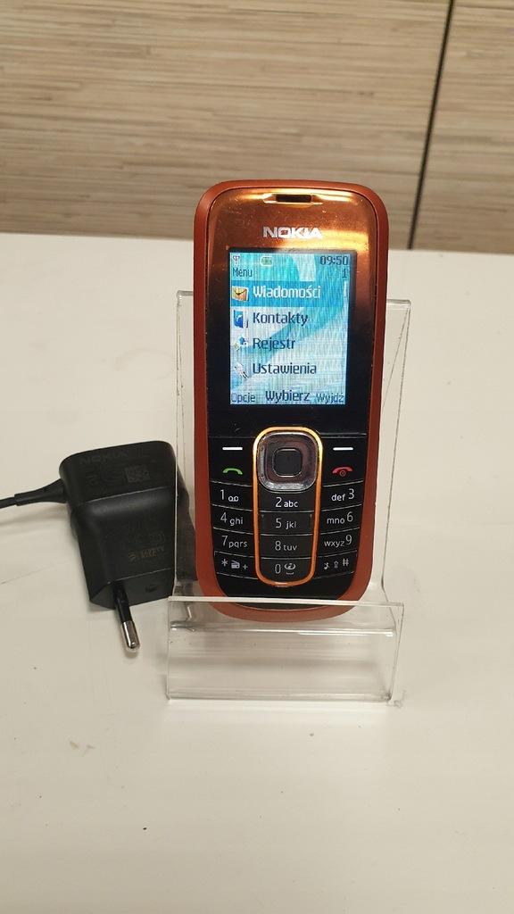Nokia 2600 Classic + ładowarka SIM-LOCK!! (HB)
