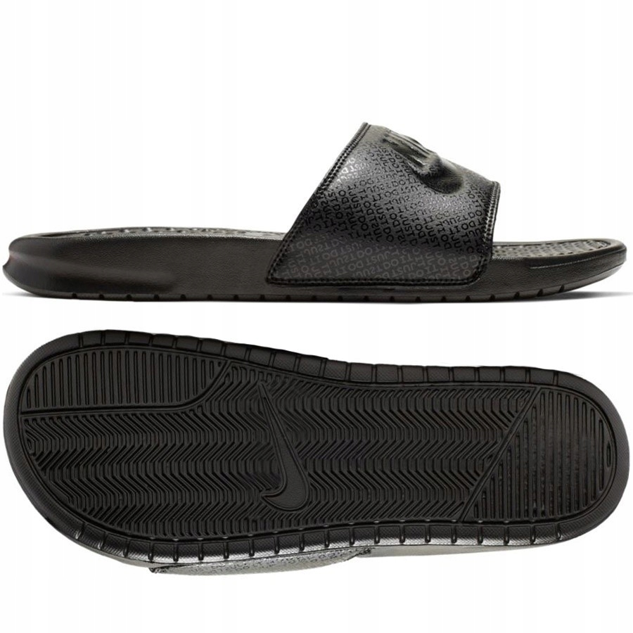 Męskie klapki basenowe Nike Benassi 343880 # 47,5
