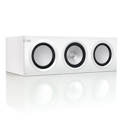 Super Hi-Fi : KEF Q600C CENTER White