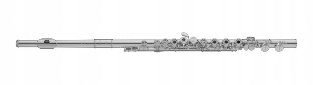 Yamaha YFL 272 SL flet poprzeczny (otwarte