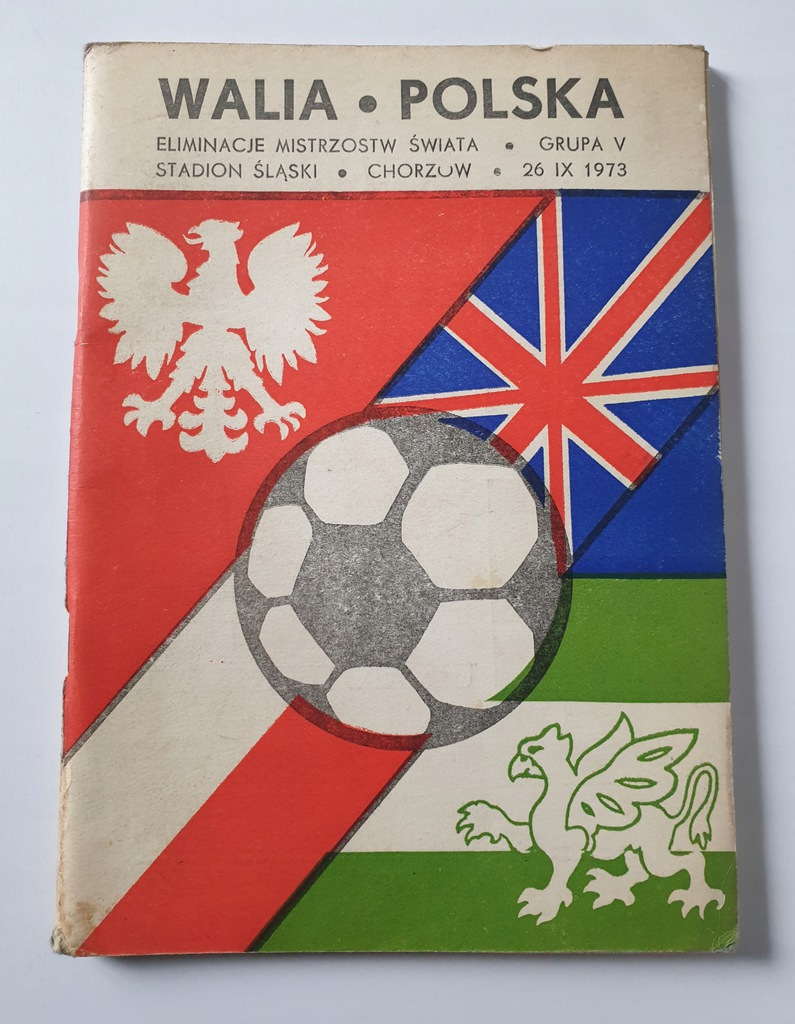 PROGRAM POLSKA - WALIA 1973