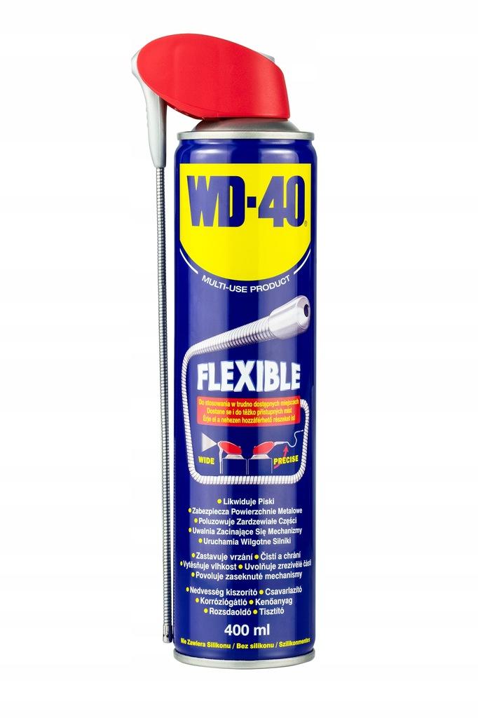 01-401 WD-40 - Flexible spray uniwersalny 400ml