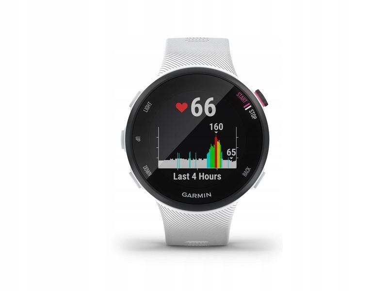 Zegarek sportowy GARMIN Forerunner 45S GPS WR50