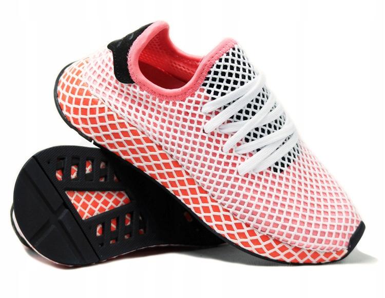Buty Adidas deerupt Runner W CQ2910