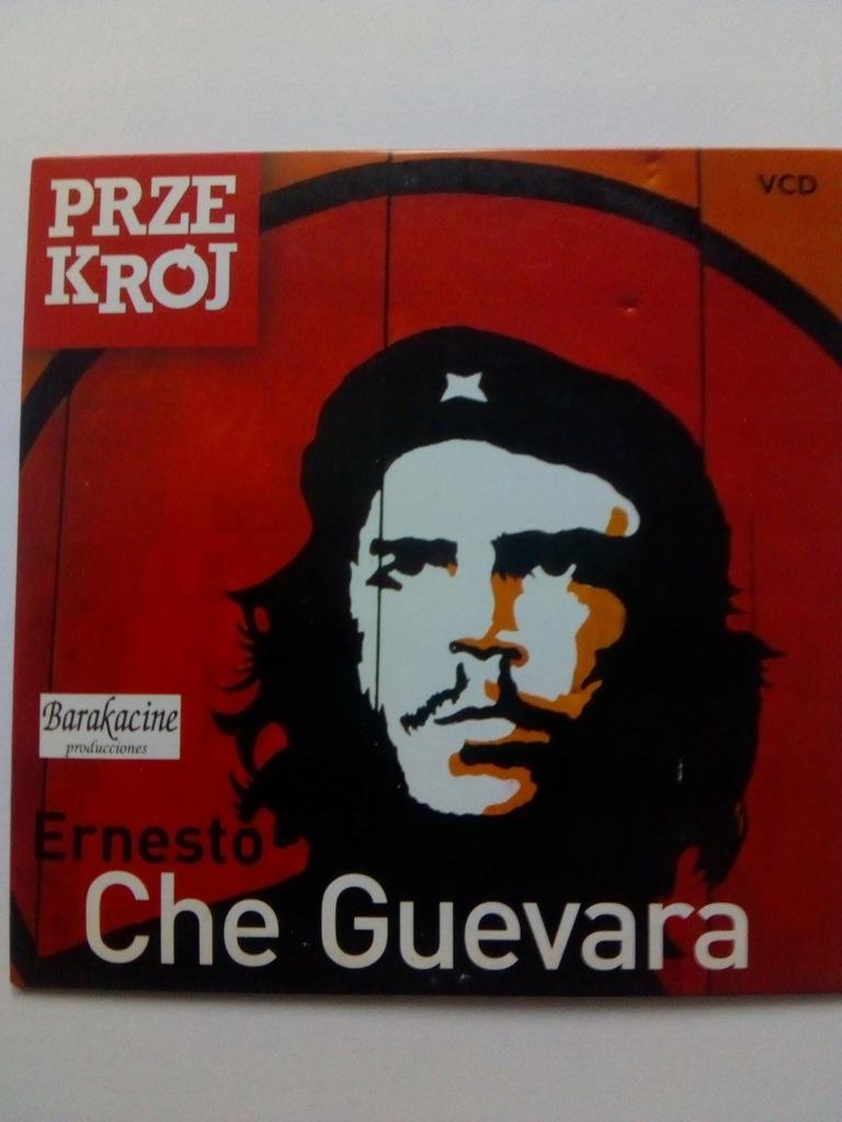 Che Guevara Biografie Przekrój kolekcja VCD DVD