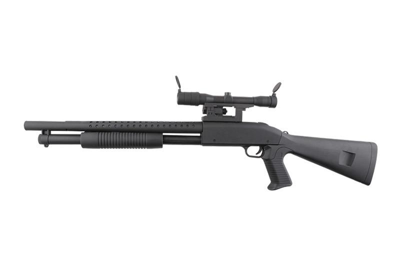 Karabin, pistolet na kulki - replika