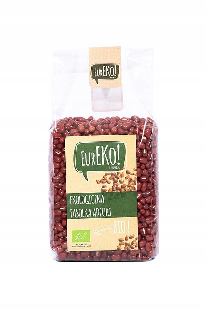 Fasolka Adzuki BIO 400 g Eureko EUREKO