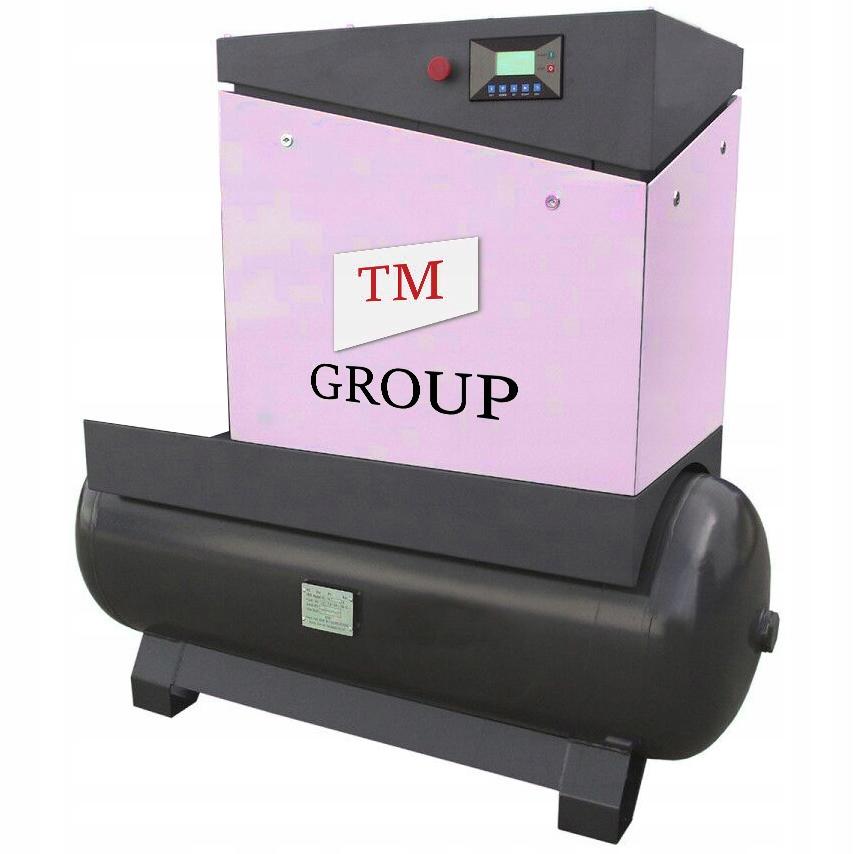 Kompresor sprężarka śrubowa RED 5,5KW 500L