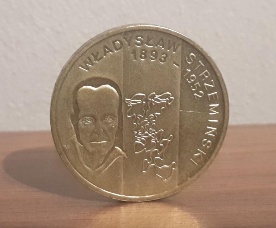 Jerzy Popiełuszko  2009 r 2 zł