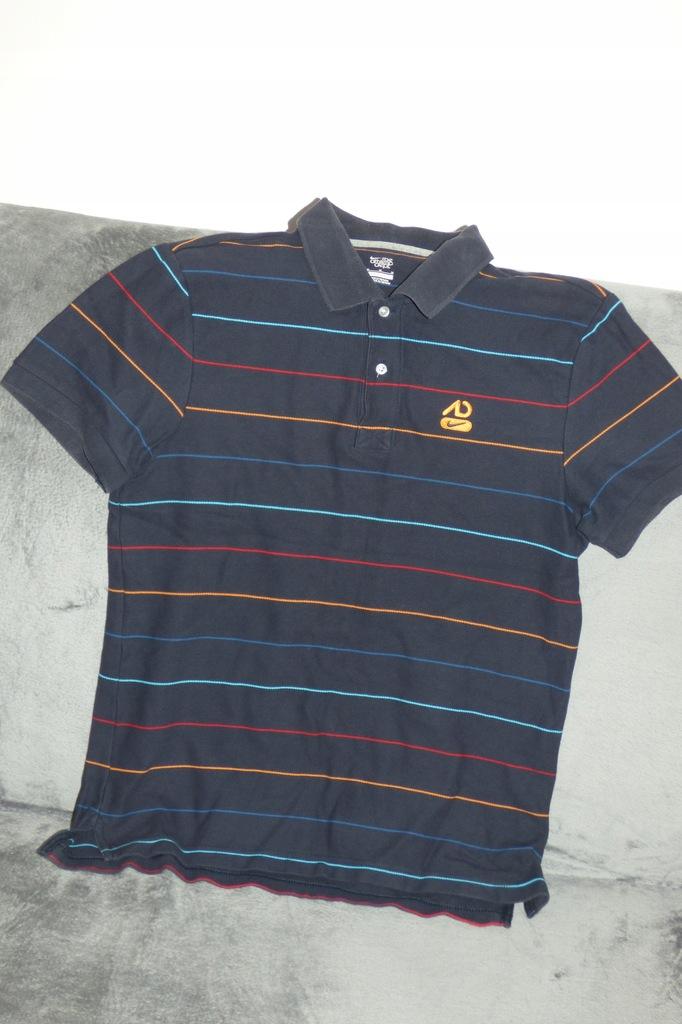 używana koszulka polo NIKE