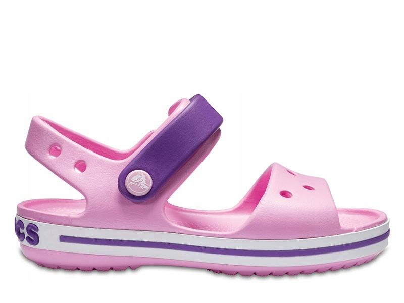 Sandały dziecięce Crocs Crocband (128566AI) 32,5