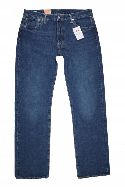 Klasyczne jeansy Levi's 501 - 2463 Levis - W38/L34