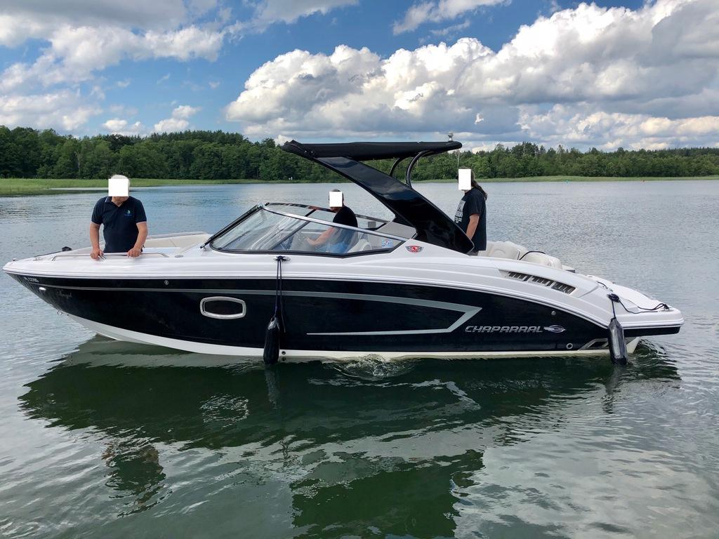 Łódź motorowa jacht Chaparral 257ssx 2013 bowrider