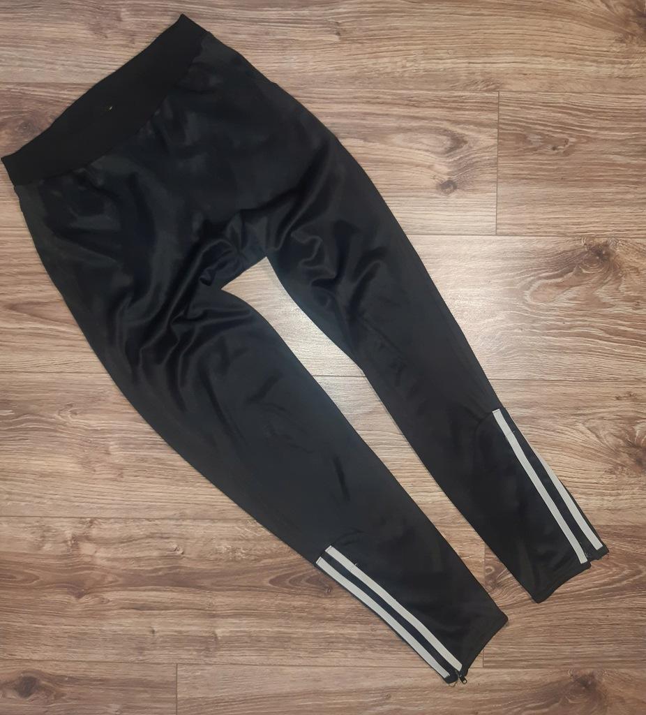 DVVG spodnie 12 lat dresy piłkarskie wąska nogawka