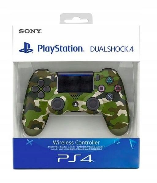 PAD PS4 DUALSHOCK 4 V2 Kontroler Camouflage Green