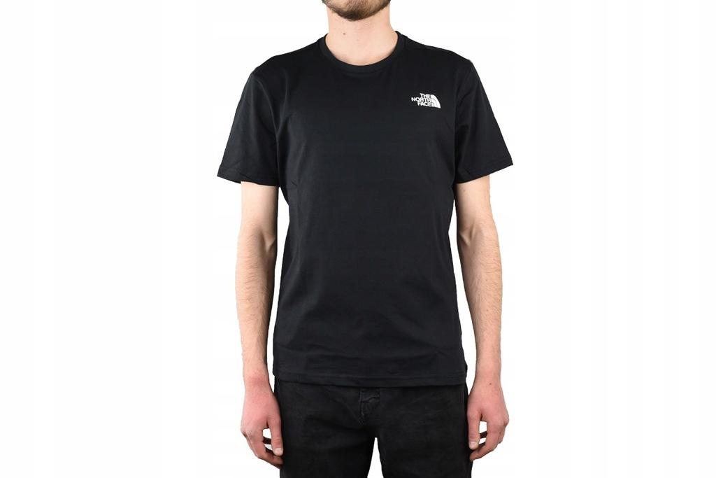 THE NORTH FACE SIMPLE DOME TEE (S) Męski T-shirt