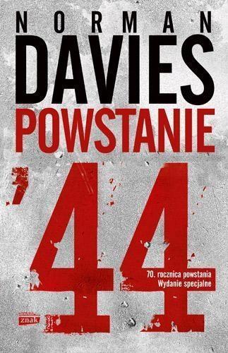 POWSTANIE 44 TW W.2014, NORMAN DAVIES