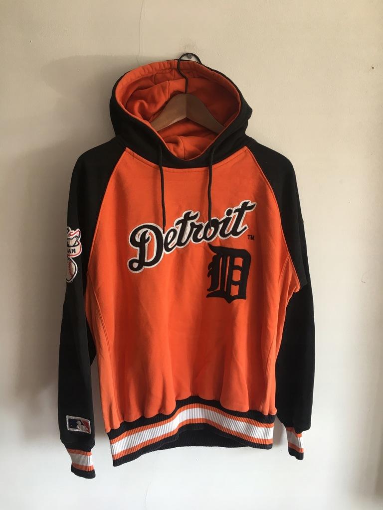 Bluza męska Detroit MLB L streetwear oldschool