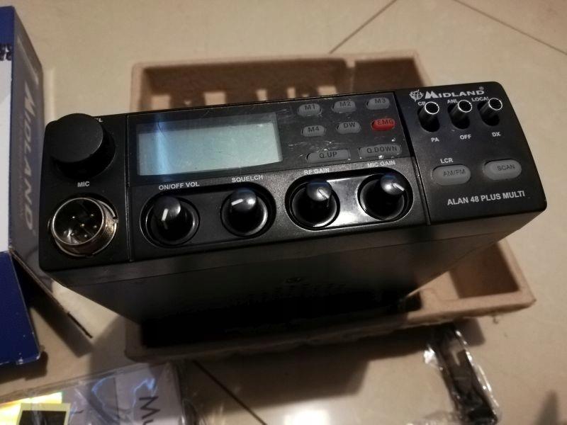 Radio CB ALAN 48Plus