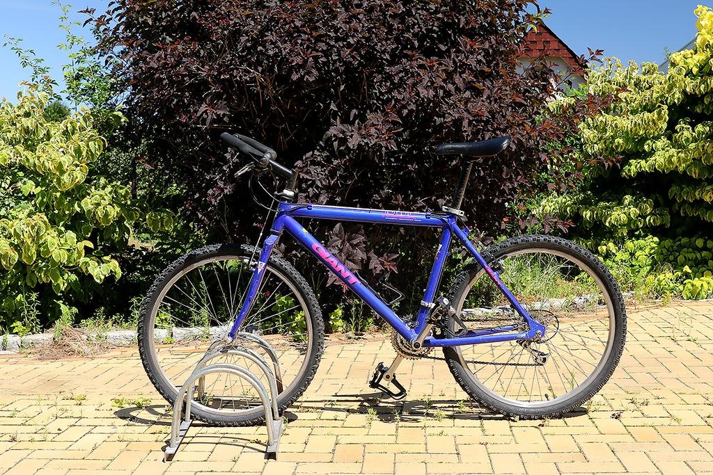 "Rower górski Giant M 26"" Shimano Deore XT LX"