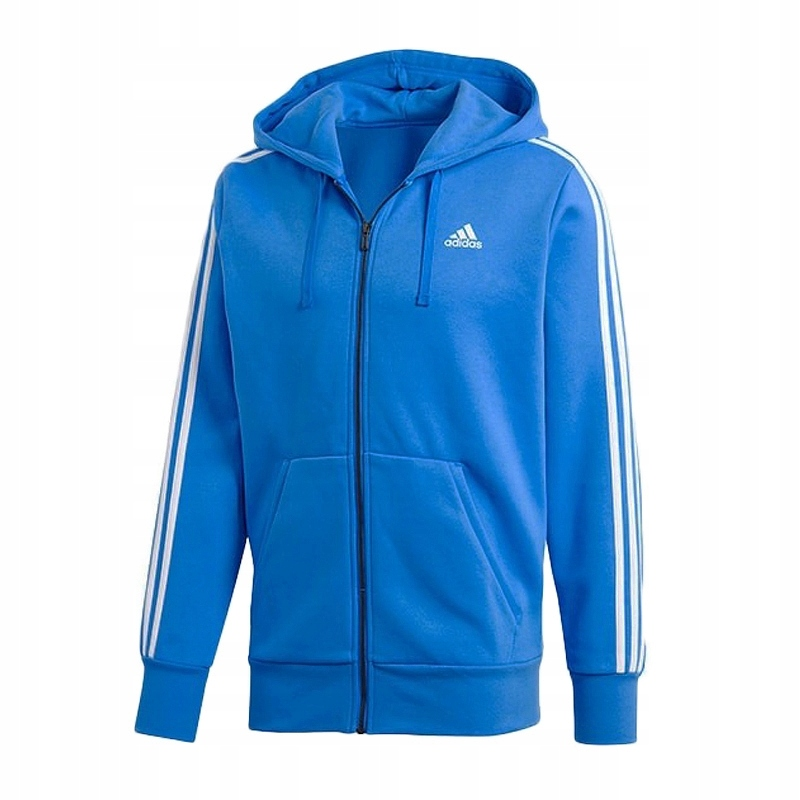 Bluza Adidas Ess 3 Stripes Niebieska Dn8799 L 7551901208 Oficjalne Archiwum Allegro