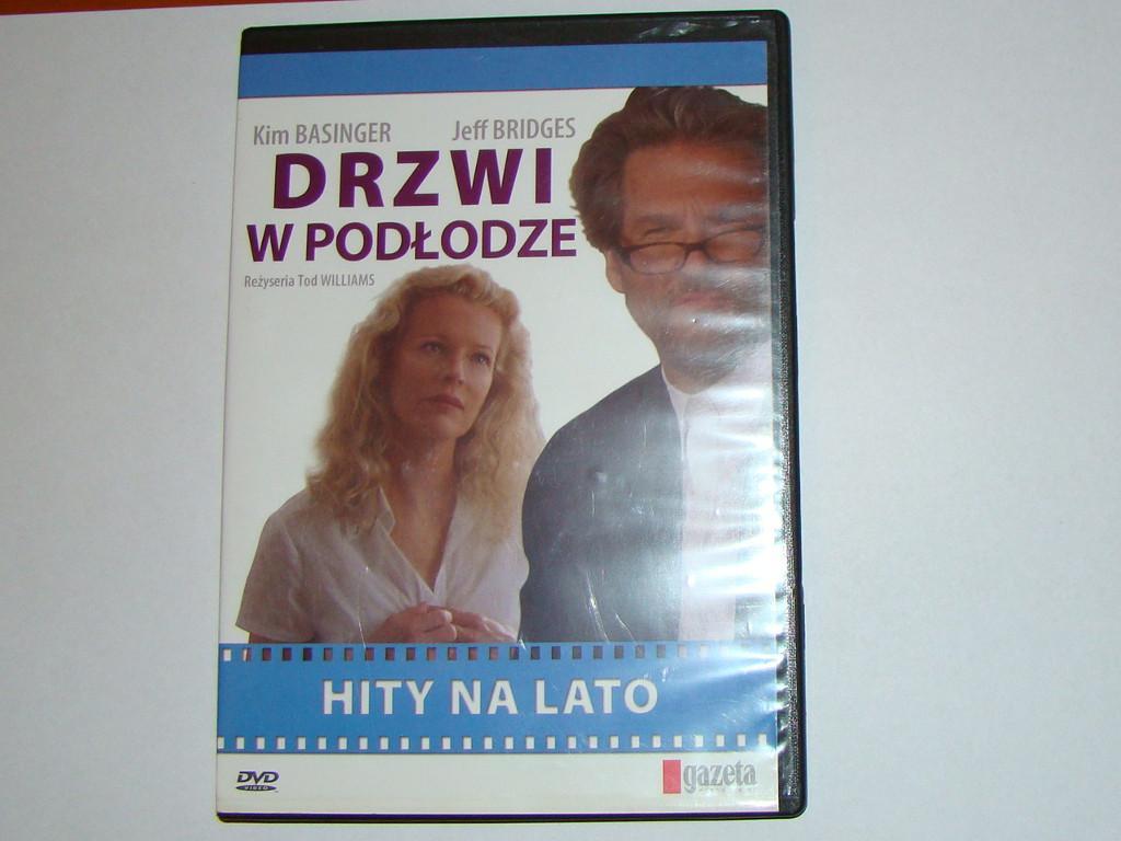 DRZWI W PODŁODZE - film na DVD z gazety