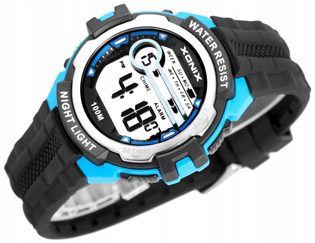 Sportowy Zegarek Młodzieżowy XONIX Dla Chłopaka