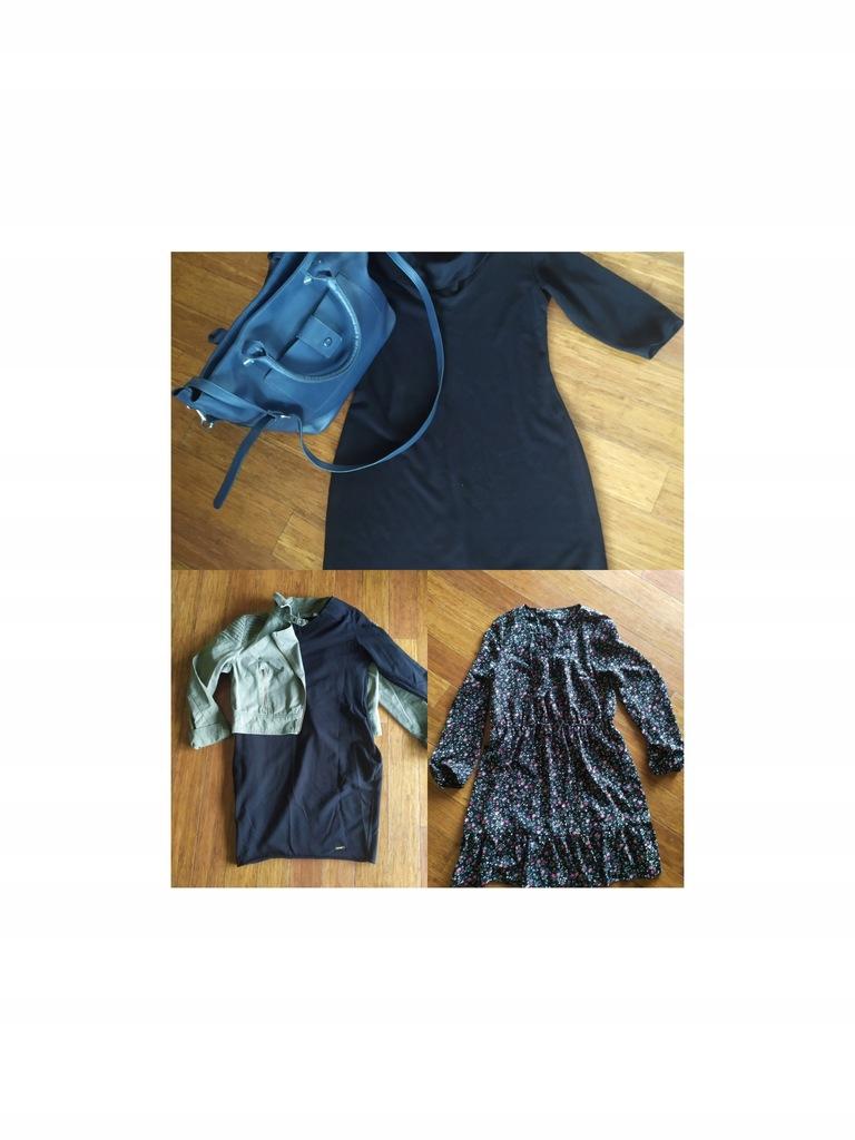 paczka ubrań L/XL Reserved, House, inne