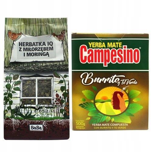 Yerba Mate Campesino 600 g
