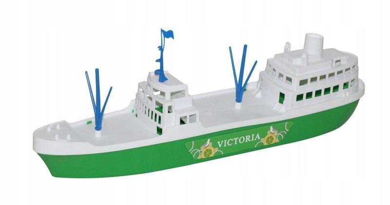 WADER-POLESIE Statek Wiktoria