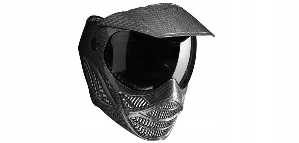 Maska paintballowa Tippmann Valor FX carbon