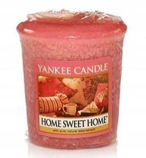 YANKEE CANDLE HOME SWEET HOME SAMPLER ŚWIECA 49G