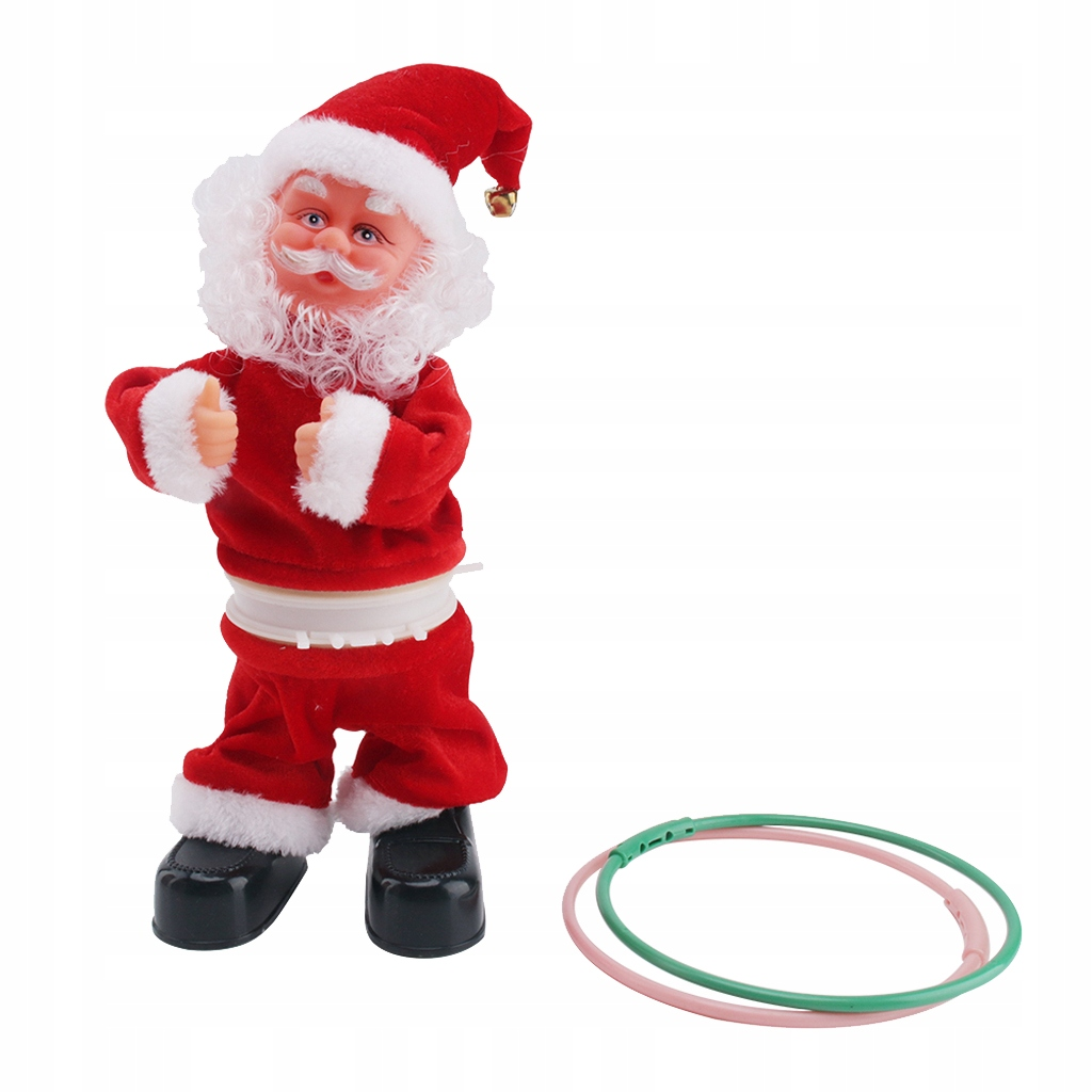 1X Świąteczna gra Hoop Santa