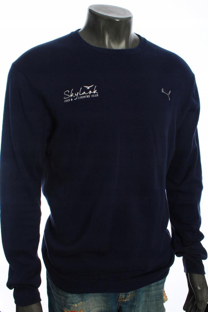 PUMA Sweterek stylowy modny wygodny | M/L