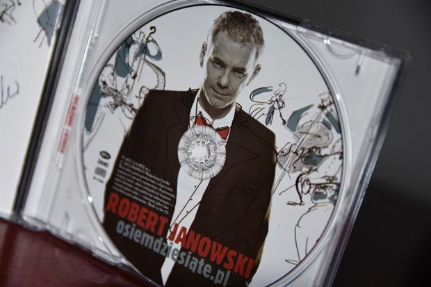 Robert Janowski - osiemdziesiąte.pl z autografem