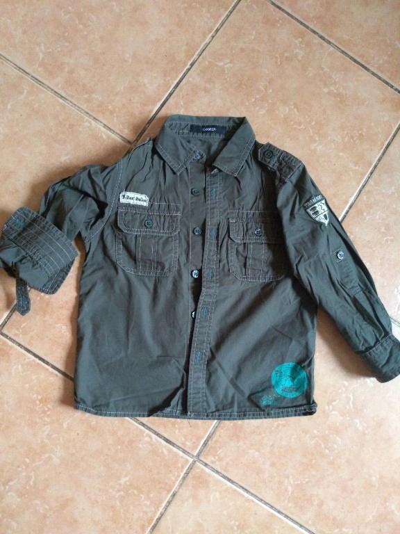 GEORGE koszula dla chłopca 98/104