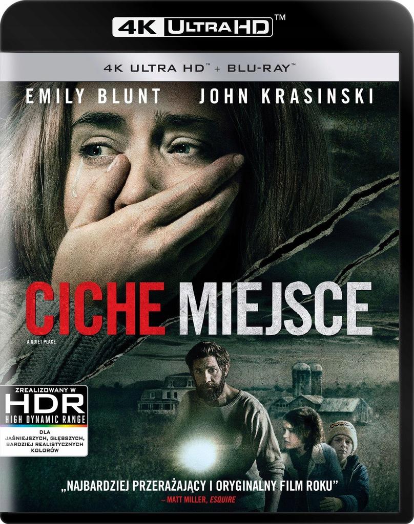 CICHE MIEJSCE [BLU-RAY 4K]+[BLU-RAY]