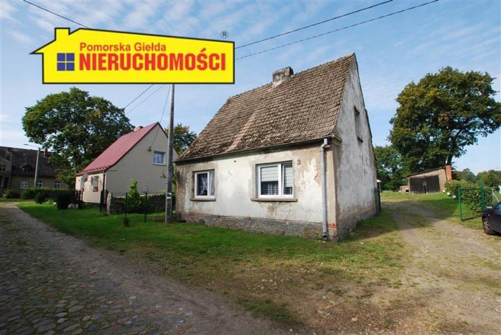Dom, Krągłe, Szczecinek (gm.), 75 m²