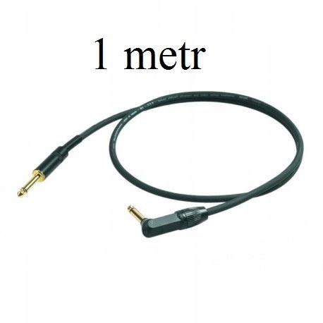 CHL120LU1 Challenge kabel instrumentalny 1m Proel