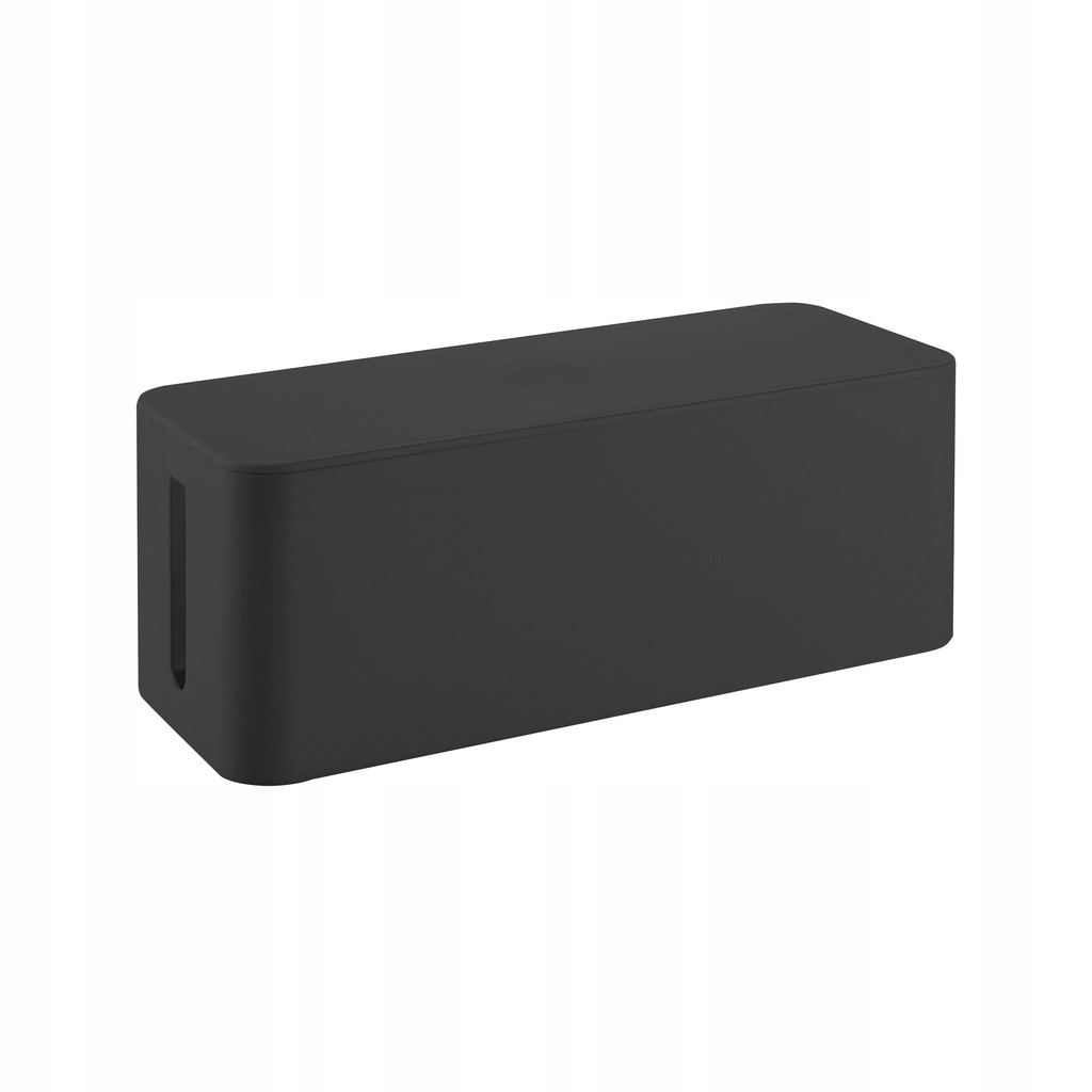 organizer do kabli - cable box L, czarny