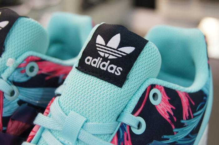 buty damskie adidas zx flux j by9827