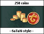 Tibia COINS 250 - wszystkie światy