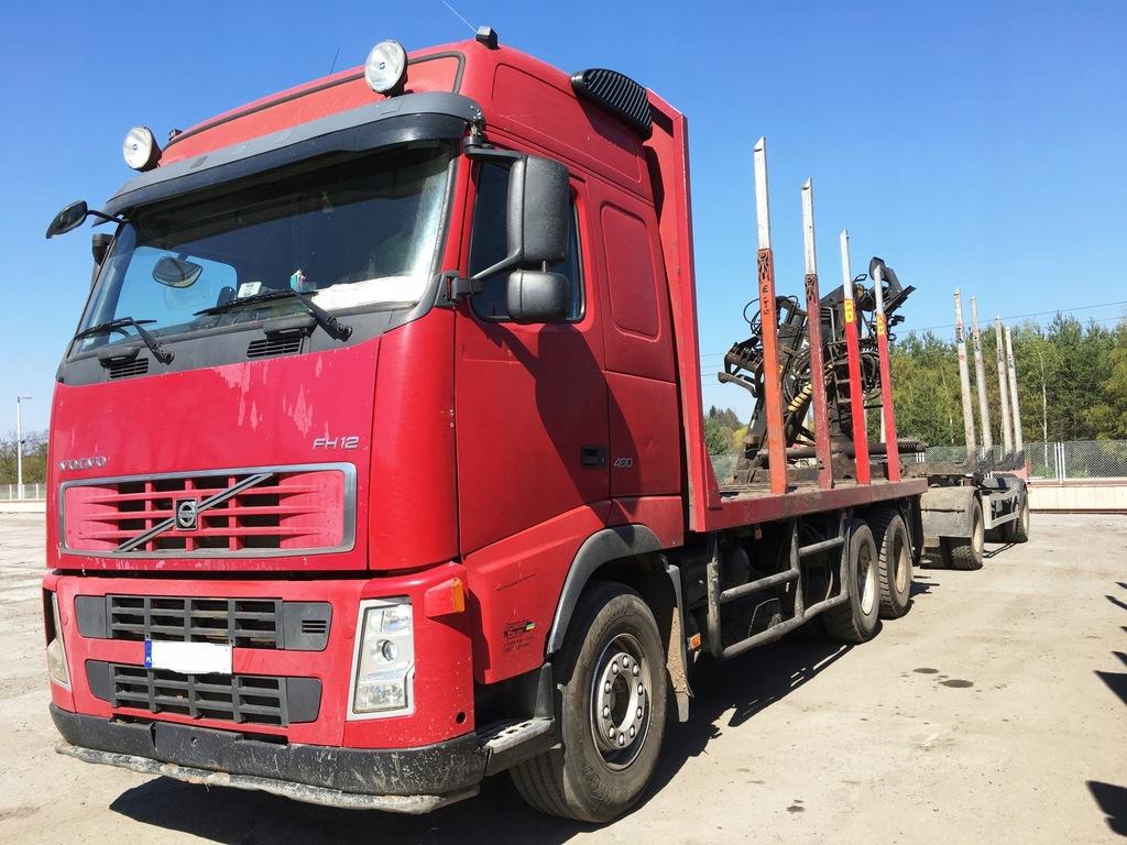 Samochod Ciezarowy Volvo Z Hds Do Przewozu Drewna 8009426935 Oficjalne Archiwum Allegro