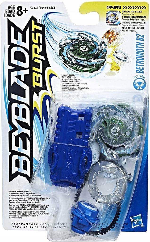 Hasbro Beyblade Zestaw Startowy Betromoth B2