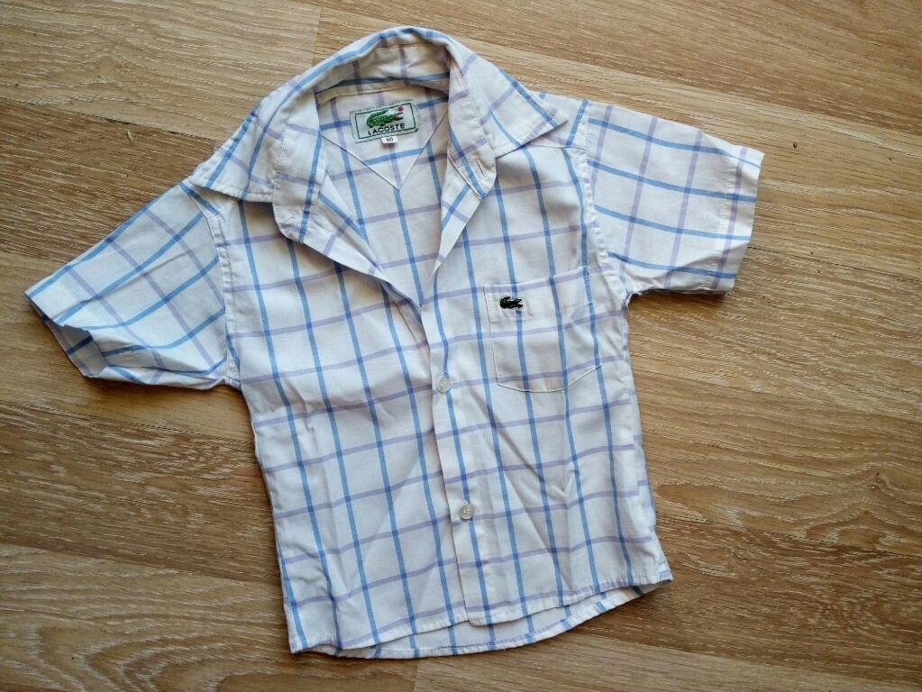 koszula Lacoste 80