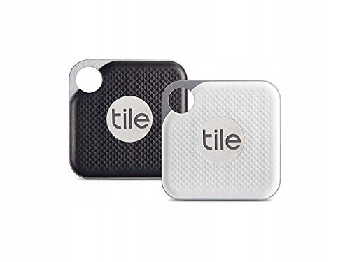 Tile Pro lokalizator kluczy telefonów 2 sztuki